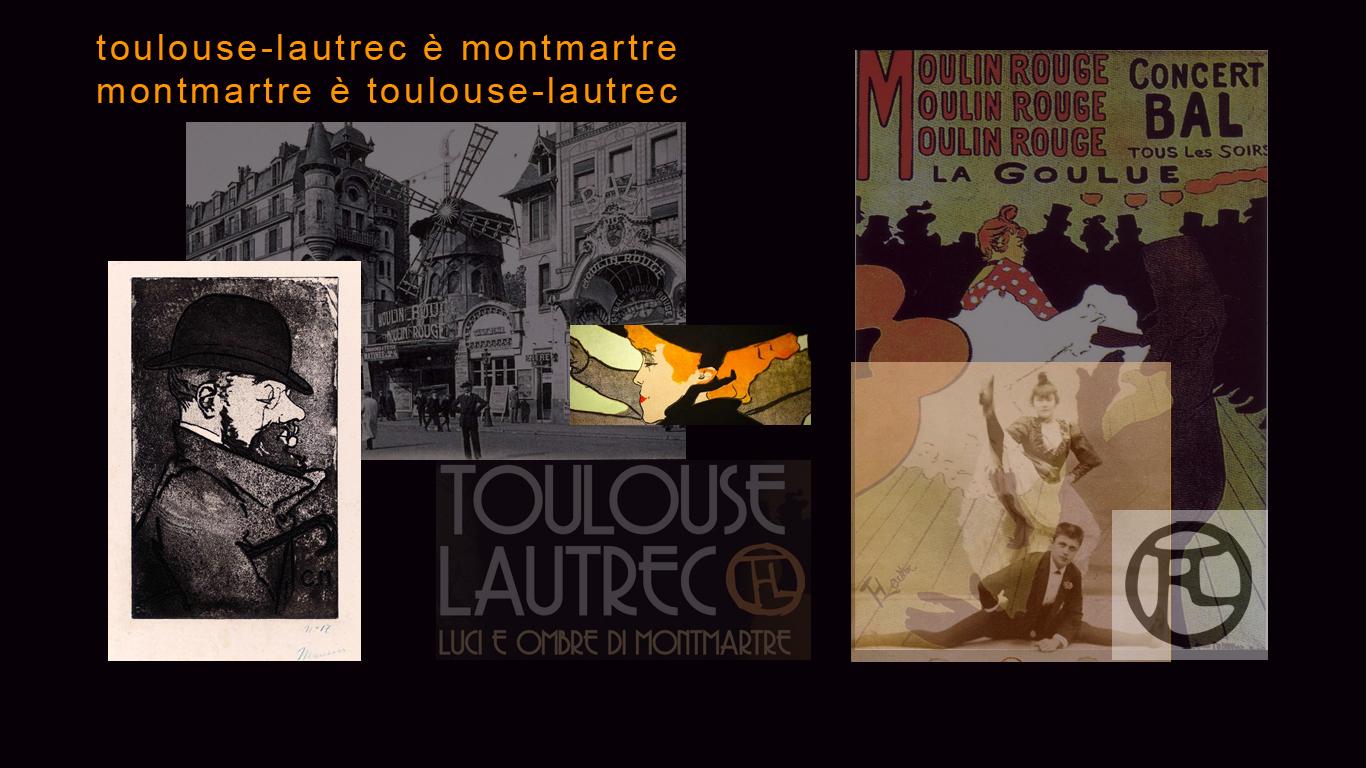 Lautrec e Montmartre